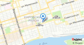 Конгресс-отель Дон-Плаза на карте