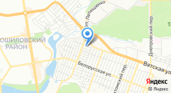 Лом-на-Дону на карте