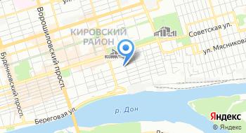 Междугороднее такси Мечта на карте