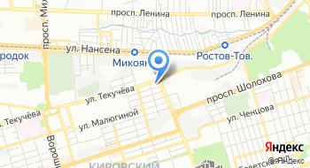 Офисный мир КМ на карте