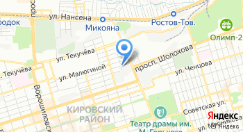 Умная электроника на карте
