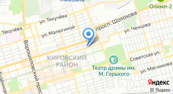 Интернет-магазин Vannov.ru на карте