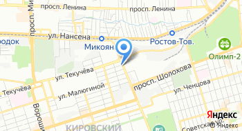 Сервисный центр Км на карте