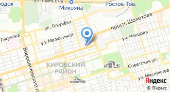 Фирма Алтек на карте
