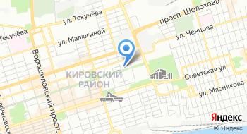 Фэшн Индастри Сервис на карте