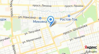 Радио Монте Карло Ростов на карте