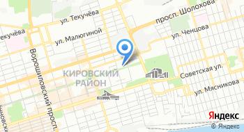Представительство Министерства Иностранных Дел России в г. Ростове-на-дону на карте