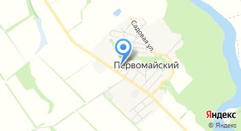 Аис-ПК на карте