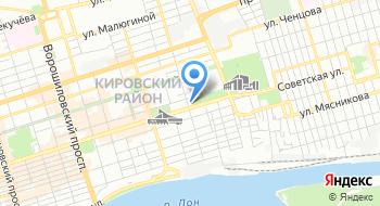 МБУ Парк культуры и отдыха 1 Мая на карте