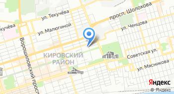 Ростовское отделение Корейского культурного центра на карте