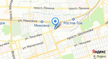 Золотой колос на карте