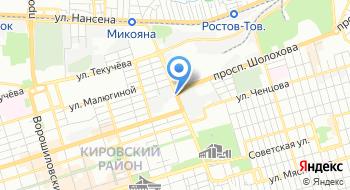 РЖДстрой на карте