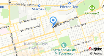 ТД Сила Дон на карте