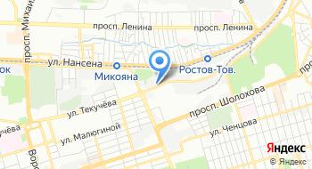 Данко на карте