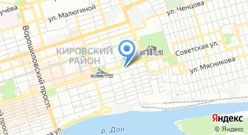 Гаук РО Ростовская областная Филармония на карте