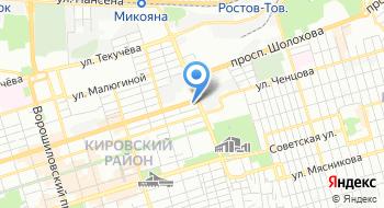 Русский АвтоМотоКлуб на карте