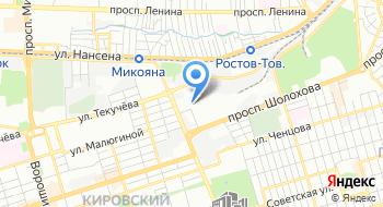 Росавтогаз на карте