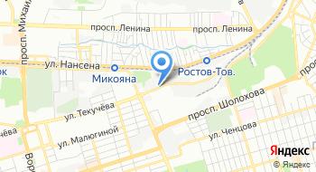 Магазин Бильярдный на карте