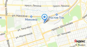 Дилерский центр Рено ААА моторс на карте