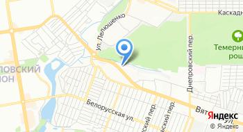ГБУ РО Нд Наркологический кабинет по обслуживанию населения Первомайского района на карте
