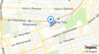 ЮгПромСнаб на карте