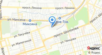 Виола-транс на карте