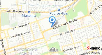 Транспортный отдел АХЦ СКЖД на карте