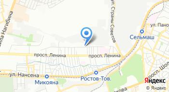 Порезка. РФ на карте