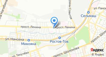 Детский санаторий Сосновая Дача на карте