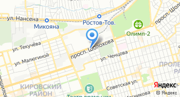 Свадебный центр Dolce Vita на карте