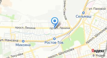 ГСК Лучезарный на карте