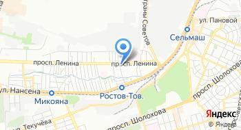 Интернет-магазин Beloris.ru на карте