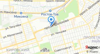А-спецстрой на карте