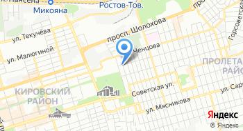 Поло на карте