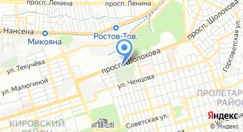 Интернет-магазин PhoDox.ru на карте