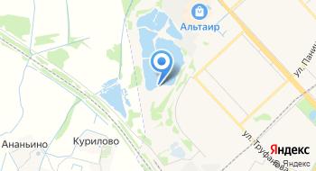 Вейк-парк Pozitiv на карте