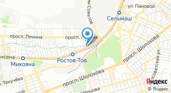 Автомойка-Шиномонтаж на карте