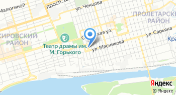 Абиогма на карте