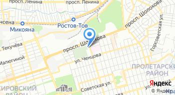 Отделение Посольства Республики Беларусь на карте