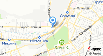 Феликс на карте