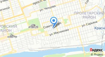 Туристическое агентство Вокруг света на карте