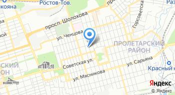 РЕСО-Гарантия. центр выплат на карте