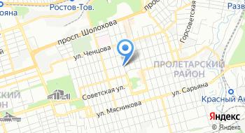 Адвокатский кабинет Максимум на карте