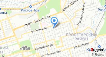 Мебельнадо.рф на карте