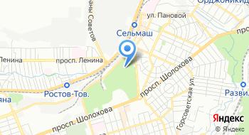 Банкет-Холл Энигма на карте