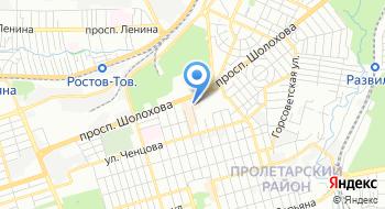 Сити Почта на карте