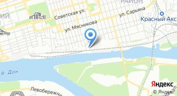 Герметик-центр на карте