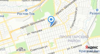 НПФ Тана на карте