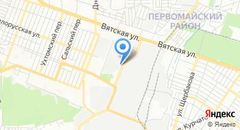 Ростовская фармацевтическая фабрика на карте