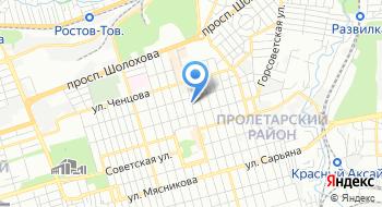 Интернет-магазин Учебной и методической литературы на карте